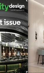 Hospitality Design Restaurant Issue
